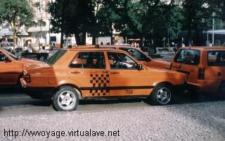 Taxi em Curitiba