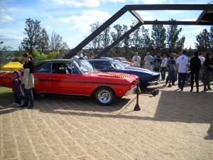 Dodge e Camaro