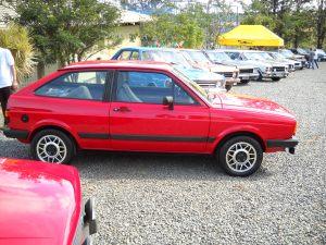 Gol GT 1984