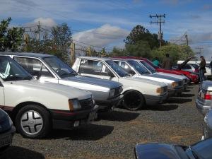 Ao lado de um S/R.....juro que foi coincidência!!!! estacionei primeiro.