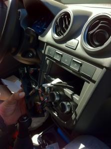 Preparação para som original Volkswagen