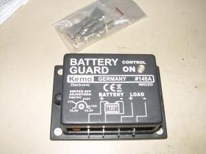 Battery Guard