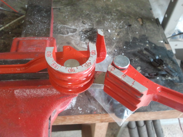 Curvador de canos/tubos