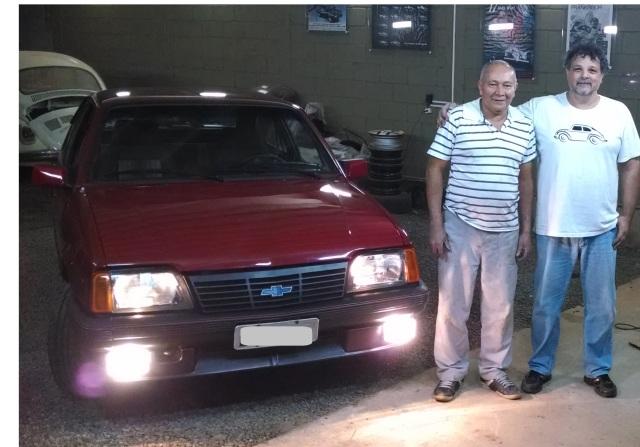 Meu S/R restaurado, meu Mestre e amigo Valter Silva.