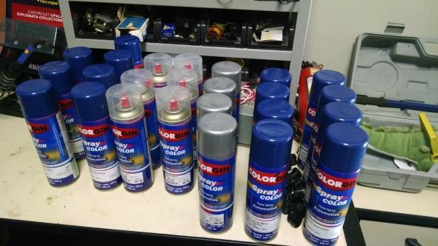 Fabi, obrigado pela paciência em gastar um tempo na loja (ao invés de estar na praia) até todos estes sprays ficarem prontos!!!!